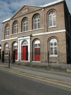 Photo: Bondgate Methodist Church