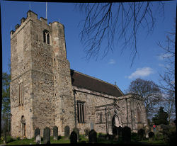 Photo: St. Andrew's Church, Haughton Le Skerne